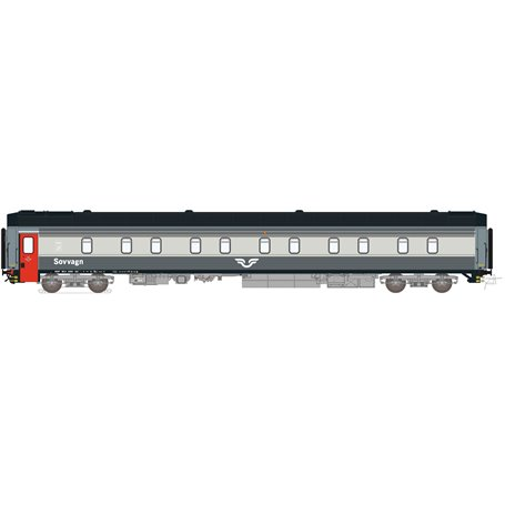 HNoll HN.1251DC Sovvagn SSRT WL4 5581
