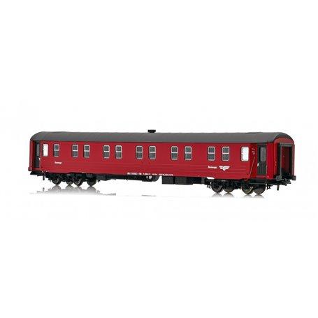 NMJ 101303 Personvagn NSB WLABK 21079 Nydesign