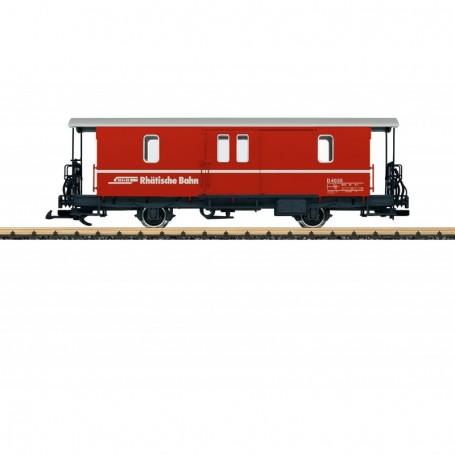 LGB 34554 Baggagevagn D2 typ RhB
