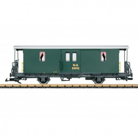 LGB 34556 Baggagevagn D2 typ RhB