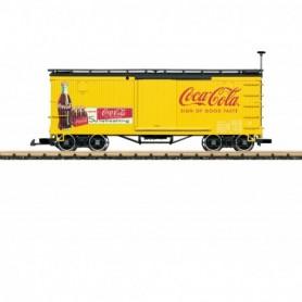 LGB 40672 Godsvagn 'Boxcar Coca-Cola'