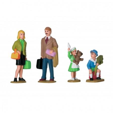 LGB 53004 Sats med 4 figurer 'Familj'