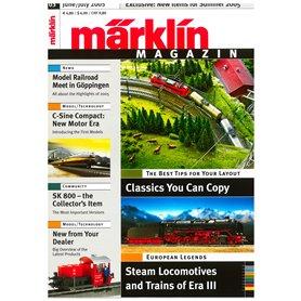 Märklin 175577 Märklin Magazin 3/2005 Engelska
