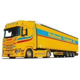 """AMW 9272.02 Bil & Trailer Scania S Aero Wohlwend"""""""