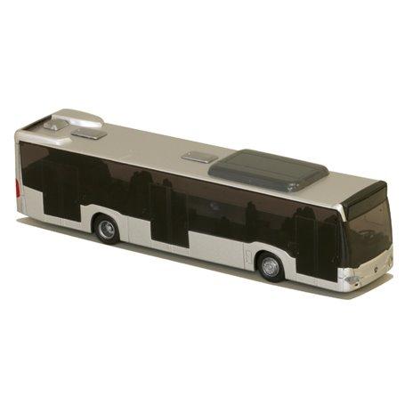AMW 11901.1 Buss Mercedes Benz Citaro 2017, vit omärkt
