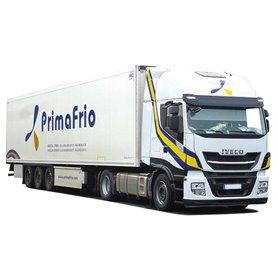 "AMW 9141.01 Bil & Trailer Iveco HiWay XP ""Primo Frio"""