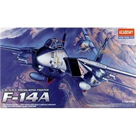 Flygplan F-14A U.S. Navy Swing-Wing Fighter