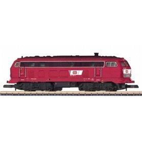 """Diesellok klass BR 218 286-3 typ DB """"Mässlok 2019 Nürnberg"""""""