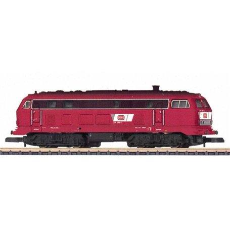 "Märklin 88780 Diesellok klass BR 218 286-3 typ DB ""Mässlok 2019 Nürnberg"""