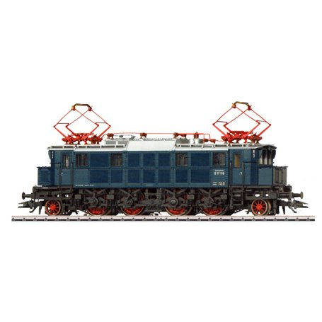 """Trix 22496 Ellok klass E 17 116 typ DB """"Mässlok 2019 Nürnberg"""""""
