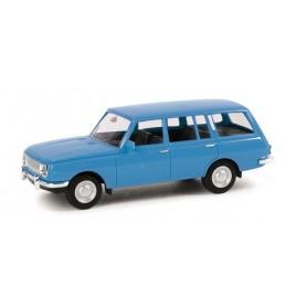 Herpa 024150-004 Wartburg 353 Tourist, light blue