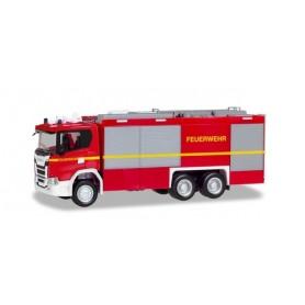 Herpa 094375 Scania CG 17 Empl ULF 'Fire department'