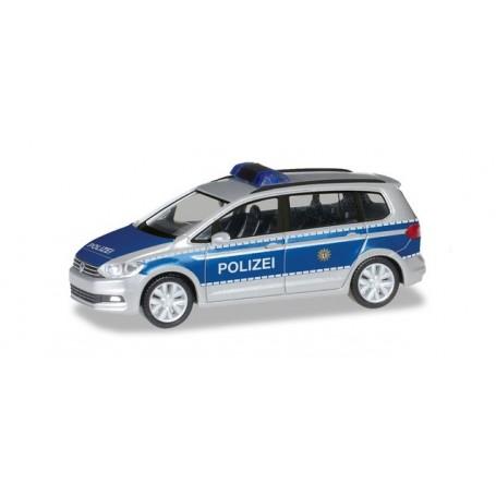 Herpa 094412 VW Touran 'Polizei Berlin'