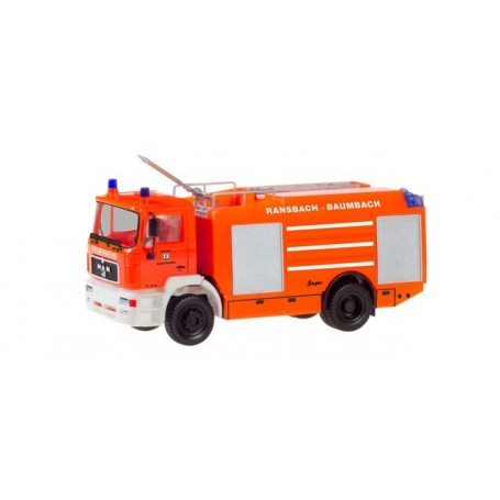 Herpa 094528 MAN M 90 TLF 'Ransbach-Baumbach fire department'