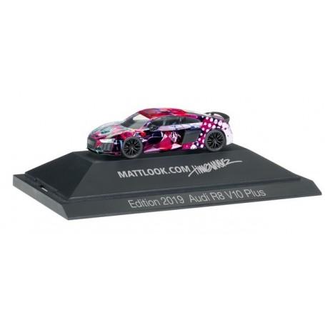 Herpa 102148 Audi R8® V10 Plus 'Mattlook Edition 4'