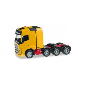 Herpa 304788-004 Volvo FH 16 Gl. heavy duty tractor, traffic yellow