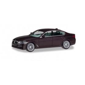 Herpa 430692 BMW 5™ Limousine, Jatoba metallic