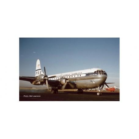 Herpa Wings 533195 Flygplan Pan American World Airways Boeing 377 Stratocruiser - Herpa 70th Anniversary Edition