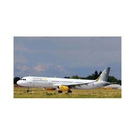 Herpa 533218 Flygplan Vueling Airbus A321