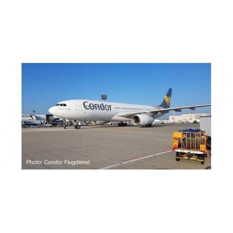 Herpa Wings 533225 Flygplan Condor Airbus A330-200