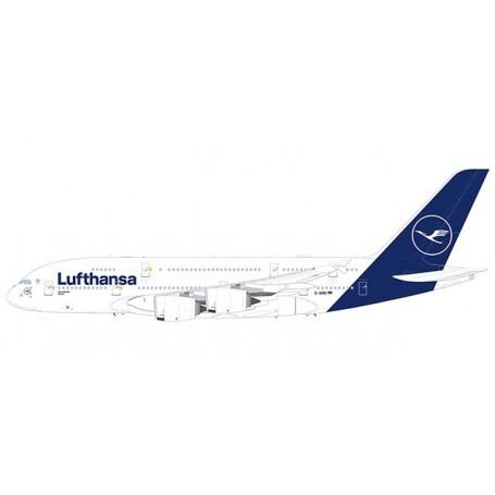 Herpa Wings 559645 Flygplan Lufthansa Airbus A380