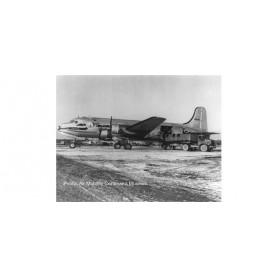Herpa Wings 559720 Flygplan U.S. Army Air Forces Douglas C-54M Skymaster - 513th Air Transport Group (MATS), Rhein Main AB - ...
