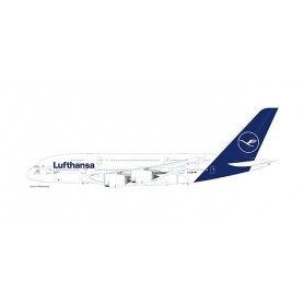 Herpa Wings 612319 Flygplan Lufthansa Airbus A380