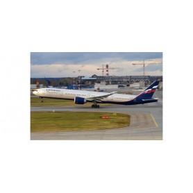 Herpa 612333 Flygplan Aeroflot Boeing 777-300ER 'M. Kutuzov'