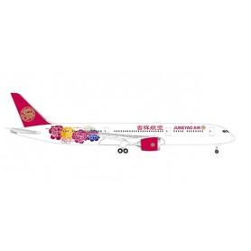 Herpa 533089 Flygplan Juneyao Airlines Boeing 787-9 Dreamliner