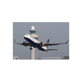 Herpa 533102 Flygplan Icelandair Boeing 767-300 – TF-ISP 'Eldgjà'