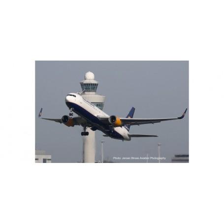 Herpa 533102 Flygplan Icelandair Boeing 767-300 ? TF-ISP 'Eldgjà'