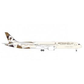 Herpa 533119 Flygplan Etihad Airways Boeing 787-10 Dreamliner