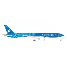 Herpa 533157 Flygplan Air Tahiti Nui Boeing 787-9 Dreamliner – F-OMUA 'Fakarava'