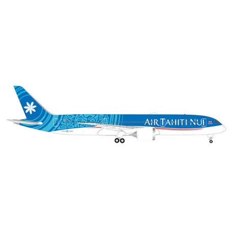 Herpa Wings 533157 Flygplan Air Tahiti Nui Boeing 787-9 Dreamliner ? F-OMUA 'Fakarava'