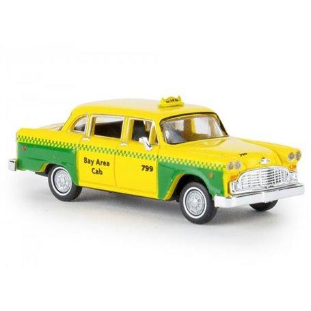 """Brekina 58925 Checker Cab """"San Francisco"""" Von Drummer"""