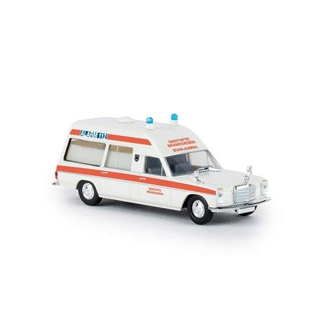 """Brekina 13824 Mercedes Benz 8 KTW """"Gentofte Brandvaesen"""""""