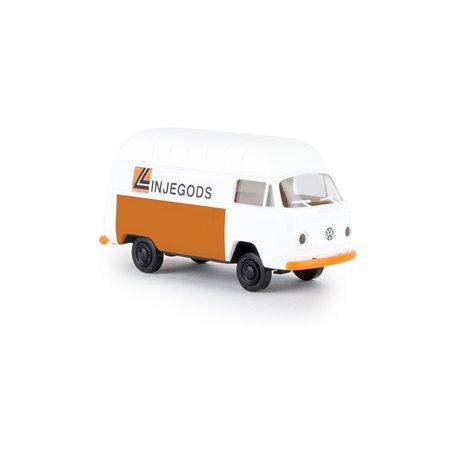 "Brekina 33816 VW T2 Högtak ""Linjegods"" (NO)"