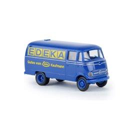 "Brekina 36035 Mercedes Benz L 319 Skåp ""Edeka"""