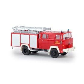 """Brekina 58805 Brandbil Magirus D LF 16 TS """"DB Bahnfeuewehr"""""""