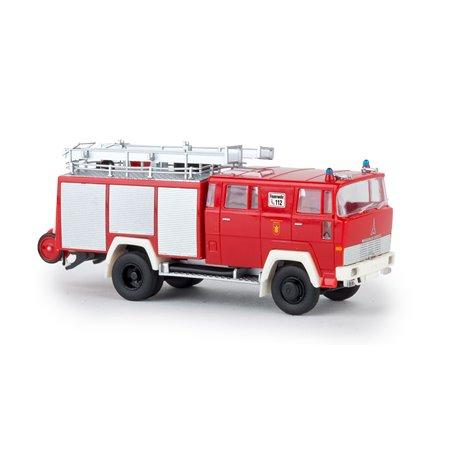 "Brekina 58807 Brandbil Magirus D LF 16 ""BF München"""