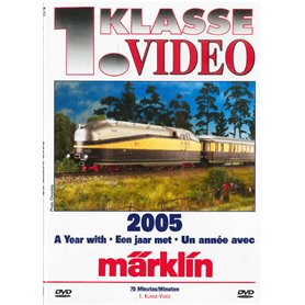 "Märklin 9519 1 Klasse Video ""A Year With Märklin 2005"""