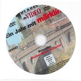 Märklin 329957 DVD Ein Jahr mit Märklin 2018 + Bonusfilm Insider Schweiz