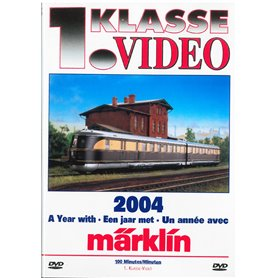 "Märklin 9517 DVD 1. Klasse Video ""A Year with Märklin 2004"""
