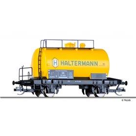 "Tillig 17307 Tankvagn 579 485 typ DB ""Haltermann"""