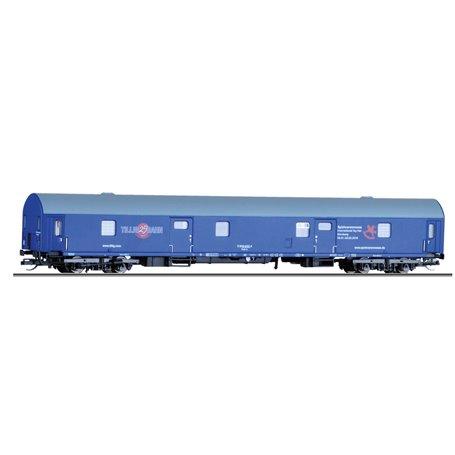 """Tillig 501853 Postvagn 51 80 00 40 941-8 Post m """"Tillig 25 Jahre Bahn"""""""