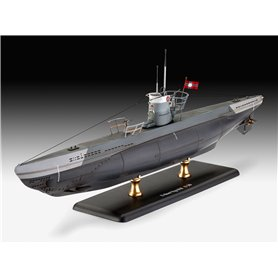 Revell 05155 Ubåt German Submarine Type IIB (1943)