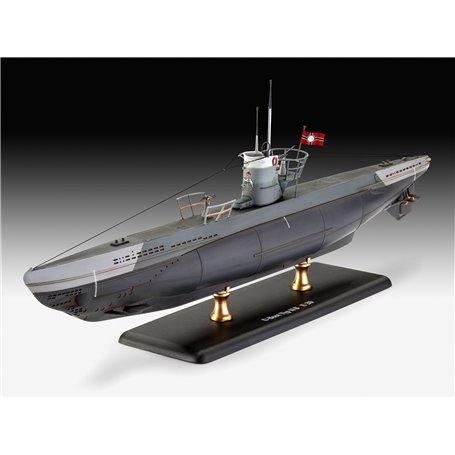 Revell 05155 Ubåt German Submarine Type IIB (1943)