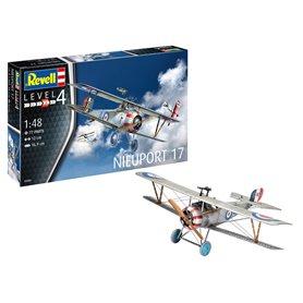 Revell 03885 Flygplan Nieuport 17