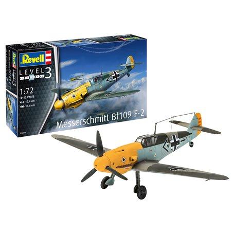 Revell 03893 Flygplan Messerschmitt Bf109 F-2