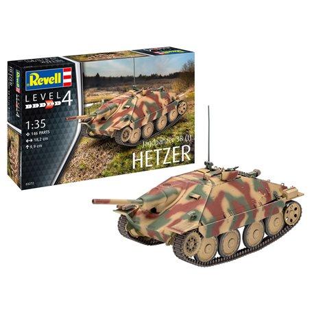 Tanks Jagdpanzer 38 (t) HETZER